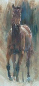 Friend or Foe? Thoroughbred Gothic(edition 400) £160.00   305x670mm